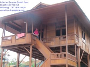 Jual-Rumah-Kayu-Modern-Knock-Down-Murah-Di-Bogor