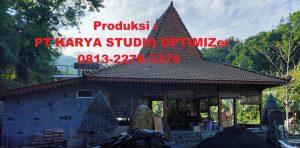 Jual-Rumah-Kayu-Joglo-Murah-Di-Ciawi-Bogor